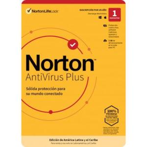 antivirus norton plus