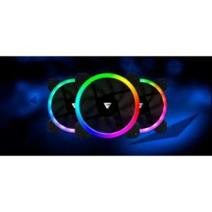 Kit de ventiladores para pc gamer game factor